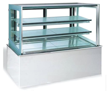 Cold Display Counter Ice Cream Display Cabinets Sweet